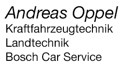 Willkommen bei Andreas Oppel